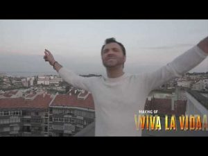 Nelson Ritchie Viva La Vida Making Of