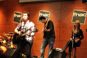Nelson Ritchie - Showcase FNAC