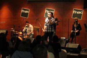 Nelson Ritchie - Showcase FNAC