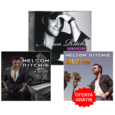 Pack Primeiro Sinal - Nelson Ritchie